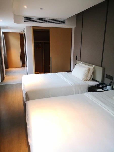 杭州萧山机场亚朵酒店房型
