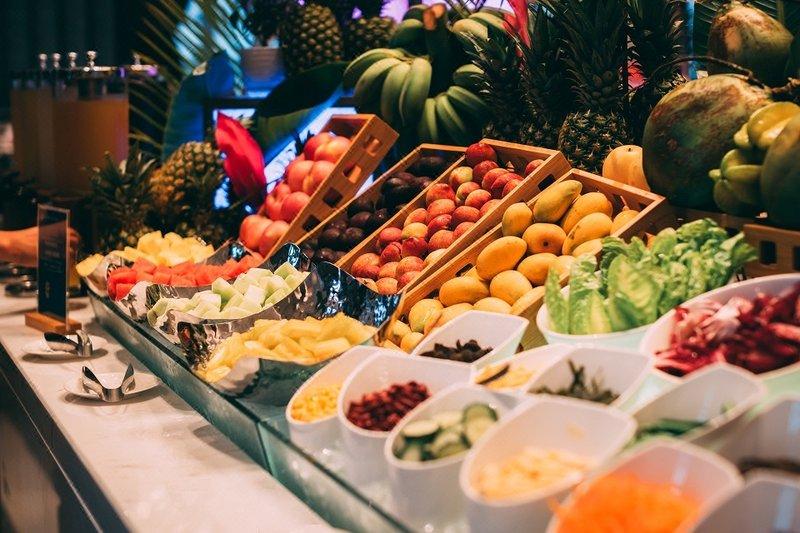 Tefang Portman Seven Stars Bay Hotel & Resort Restaurant