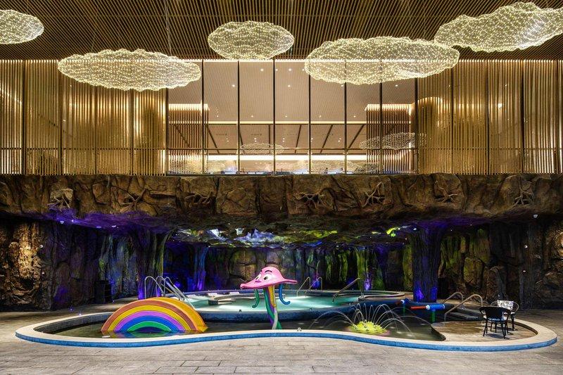 Wanda Jin Hotspring Danzhai Leisure room