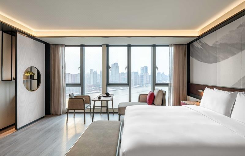 上海陆家嘴禧玥酒店房型