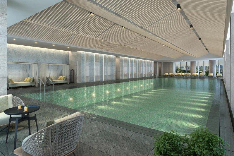 Fraser Residence Chengdu Leisure room