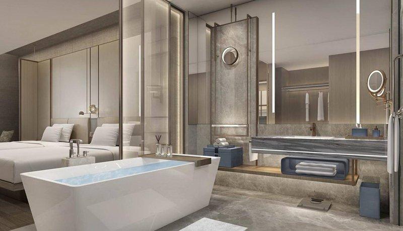 Wuhan Marriott Hotel Optics Valley Room Type