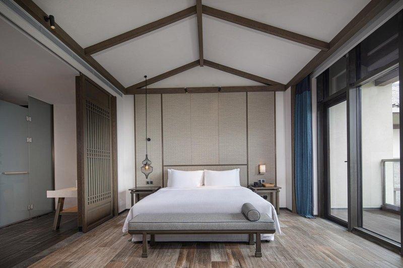 Wanda Jin Hotspring Danzhai Room Type