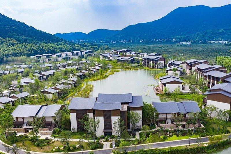 苏州新区都喜天丽养生度假酒店外观