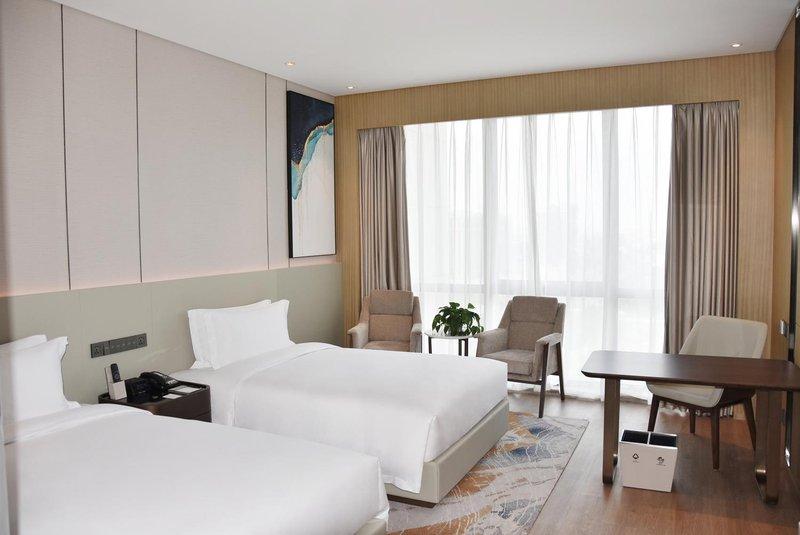 上海浦東溫德姆酒店房型