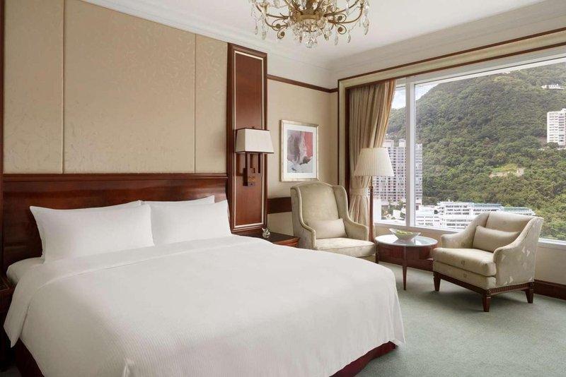 港岛香格里拉大酒店房型