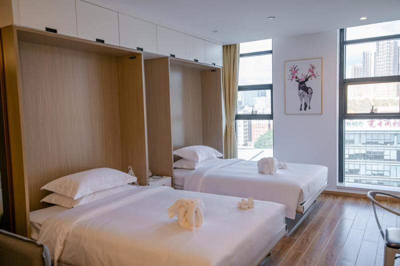 Zhongbao International Hotel Shenzhen Room Type