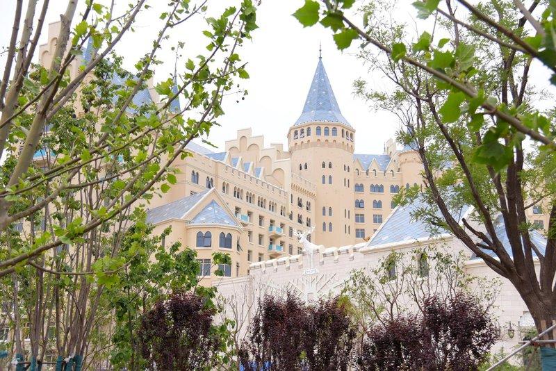 Enjoy Snow Hotel Zhengzhou Over view