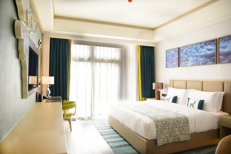 郑州银基冰雪酒店房型