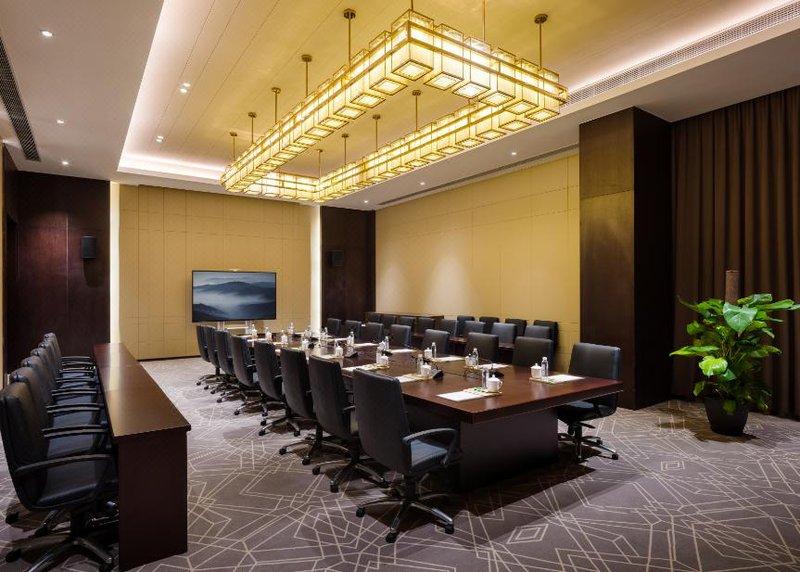 Jingu Conference Center (Suzhou Financial Town) meeting room
