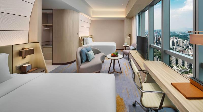 InterContinental Chongqing Raffles City Room Type