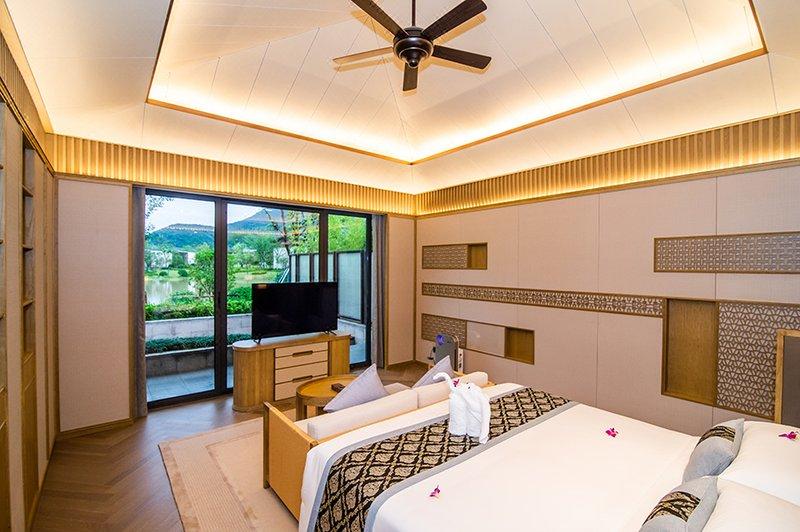 苏州新区都喜天丽养生度假酒店房型