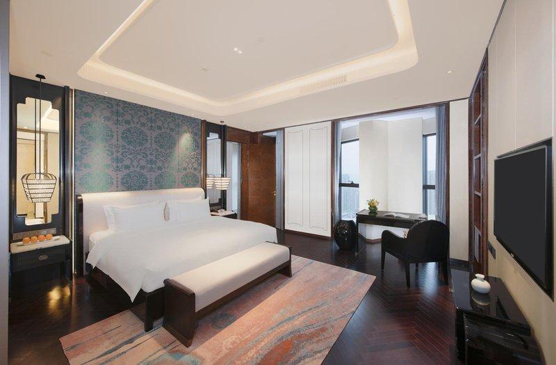 voco Hangzhou Binjiang Minghao Room Type