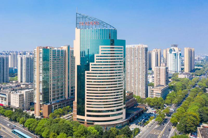 Traders Fudu Hotel Changzhou Over view