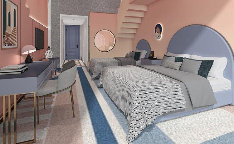 滁州阿尔卡迪亚酒店房型