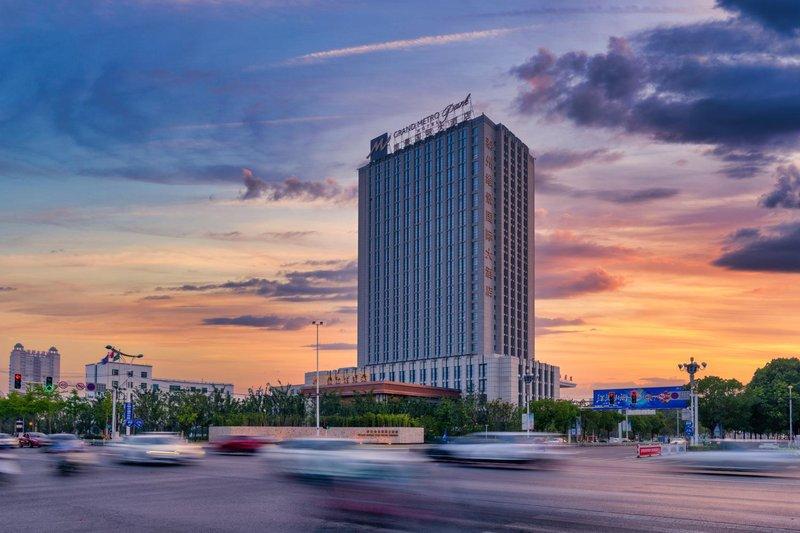 泰州维景国际大酒店外观