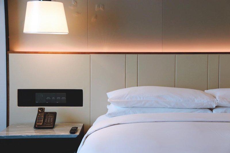 上海中优城市万豪酒店房型