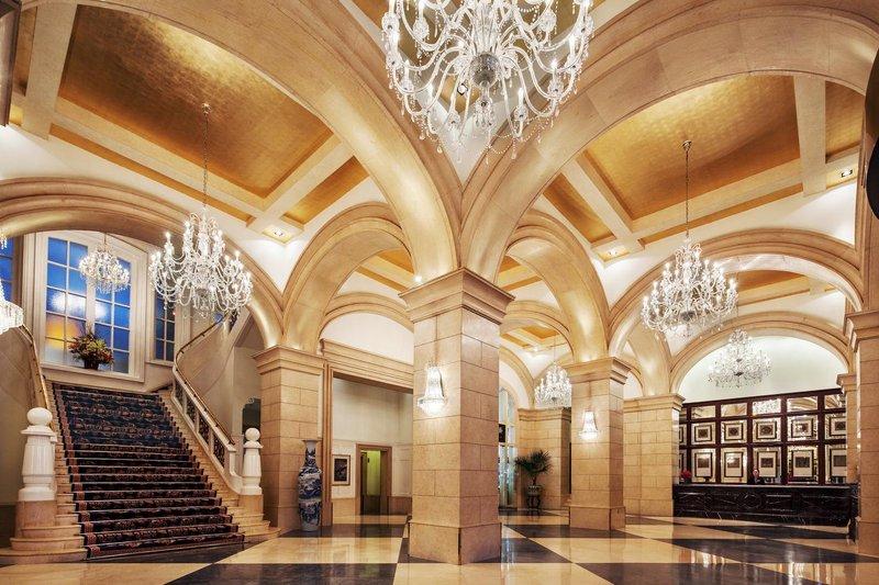 Beijing Hotel NuoHotel public area